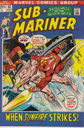 Sub-Mariner Vol.1 (Marvel - 1968) -52- Atomic Samurai