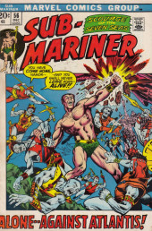 Sub-Mariner Vol.1 (Marvel - 1968) -56- Atlantis, Mon Amour!