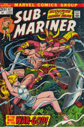 Sub-Mariner Vol.1 (Marvel - 1968) -57- In the Lap of the Gods!