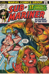 Sub-Mariner Vol.1 (Marvel - 1968) -58- Hands Across the Water, Hands Across the Skies...