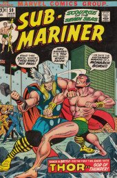 Sub-Mariner Vol.1 (Marvel - 1968) -59- Thunder Over the Seas