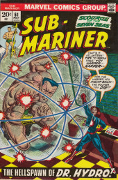 Sub-Mariner Vol.1 (Marvel - 1968) -61- The Prince and the Pirate