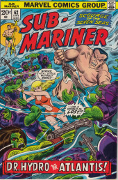 Sub-Mariner Vol.1 (Marvel - 1968) -62- A Realm Besieged