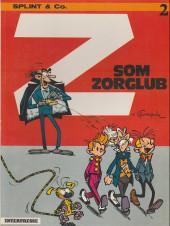 Spirou et Fantasio (en danois) (Splint & Co.) -2a78- Z som Zorglub