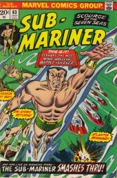 Sub-Mariner Vol.1 (Marvel - 1968) -63- ... And the Seas Shall Explode!