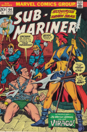 Sub-Mariner Vol.1 (Marvel - 1968) -64- Voyage Into Chaos!