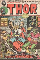 Thor (Éditions Héritage) -23- La brigade démoniaque !
