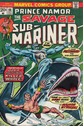 Sub-Mariner Vol.1 (Marvel - 1968) -66- Rise, Thou Killer Whale