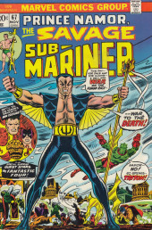 Sub-Mariner Vol.1 (Marvel - 1968) -67- Seawinds of Change!