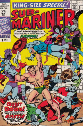 Sub-Mariner Vol.1 (Marvel - 1968) -SP1- Sub-Mariner special #1