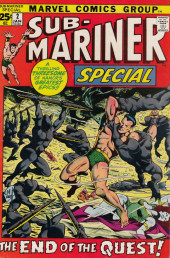 Sub-Mariner Vol.1 (Marvel - 1968) -SP2- Sub-Mariner special #2