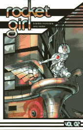 Rocket Girl -INT02- Only the good