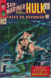 Tales to astonish Vol. 1 (Marvel - 1959) -71- Escape...to Nowhere!/ Like a Beast at Bay!
