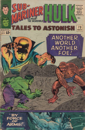 Tales to astonish Vol. 1 (Marvel - 1959) -73- By Force of Arms!/ Another World, Another Foe!
