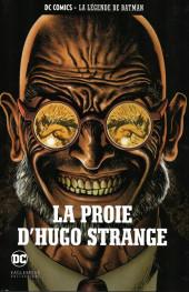 DC Comics - La légende de Batman -217- La Proie d'Hugo Strange