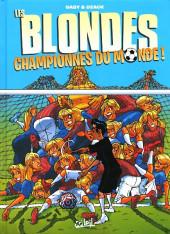 Les blondes -HS- Championnes du monde