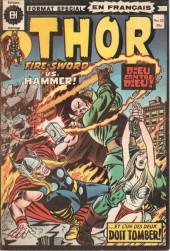 Thor (Éditions Héritage) -33- Le feu de l'enfer