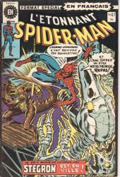 L'Étonnant Spider-Man (Éditions Héritage) -67- Stegron rode par la ville !