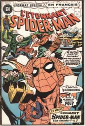 L'Étonnant Spider-Man (Éditions Héritage) -52- Spider-Man... ou Spider-Double
