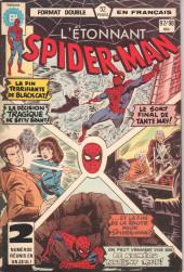 L'Étonnant Spider-Man (Éditions Héritage) -9798- Le chat noir à neuf vies