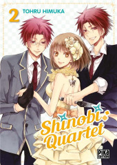 Shinobi Quartet -2- Tome 2