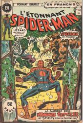 L'Étonnant Spider-Man (Éditions Héritage) -68- La guerre des hommes-reptiles !