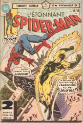L'Étonnant Spider-Man (Éditions Héritage) -9596- Les ailes de la terrible Mouche