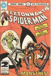 L'Étonnant Spider-Man (Éditions Héritage) -137138- Monstres !