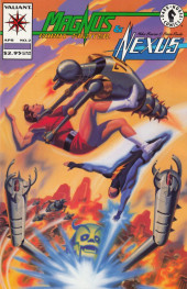 Magnus Robot Fighter / Nexus (1993) -2- The Gift Horse Part 2