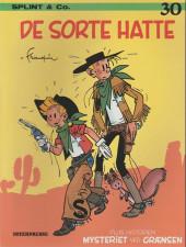 Spirou et Fantasio (en danois) (Splint & Co.) -30- De sorte hatte