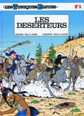 Les tuniques Bleues -5c2014- Les déserteurs