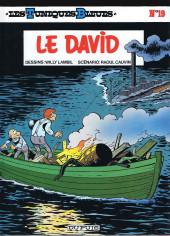 Les tuniques Bleues -19c02- Le David