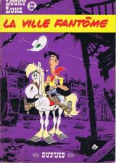 Lucky Luke -25a85- La ville fantôme