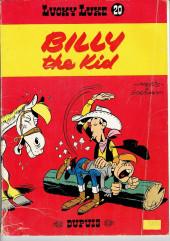 Lucky Luke -20a78- Billy the Kid