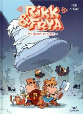 Rikk & Frya -2- Les géants de glace
