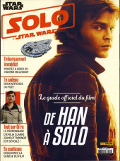 Star Wars (Panini Comics - 2017) -HS2- Solo a Star Wars Story : le guide officiel du film