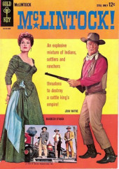 Movie comics (Gold Key) -403- McLintock !