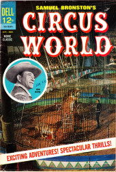 Movie Classics (Dell - 1962) -115- Circus World