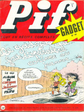 Pif (Gadget) - Pif Numéro 96