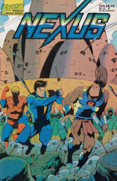 Nexus (1983) -23- False Prophets