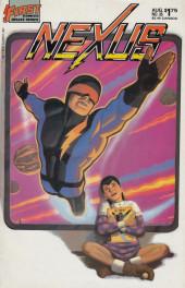Nexus (1983) -35- Newcomer