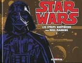 Star Wars - Les Strips quotidiens par Russ Manning -1- Volume 1