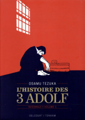 L'histoire des 3 Adolf -INT01- Intégrale Volume 1