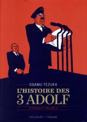 L'histoire des 3 Adolf -INT02- Intégrale Volume 2