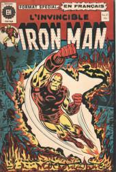 L'invincible Iron Man (Éditions Héritage) -27- Congrès d'épouvante !