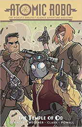 Atomic Robo (2007) - The Temple of Od