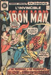 L'invincible Iron Man (Éditions Héritage) -21- Combat royal !