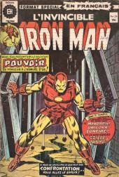 L'invincible Iron Man (Éditions Héritage) -24- Confrontation !
