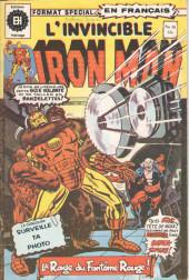 L'invincible Iron Man (Éditions Héritage) -38- La rage du Fantôme Rouge