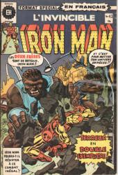 L'invincible Iron Man (Éditions Héritage) -43- La peur à deux visages !